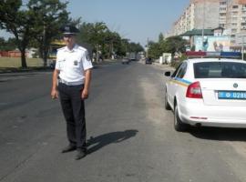 В сентябре патрулировать дороги Николаевщины будут 27 экипажей ГАИ из других регионов