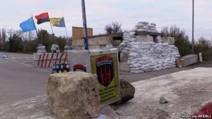 Участники блокады Крыма больше не будут устраивать досмотры на блокпостах