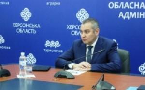 Глава Херсонской ОГА представил транспортникам нового