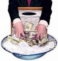 Николаевские умельцы отмыли 10 миллионов гривен