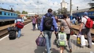 В Украине - около 700 тыс. «липовых» переселенцев