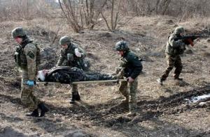 В зоне АТО погиб один украинский военный, еще трое ранены