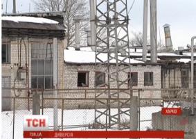 В Харькове обстреляли из гранатомета предприятие по хранению газа