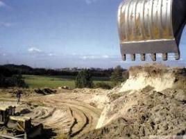 На Николаевщине предприниматель незаконно добывал песок