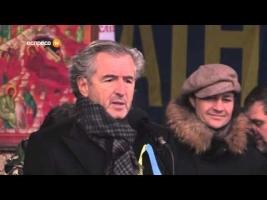 Французский писатель Бернар-Анри Леви, который активно поддерживал Евромайдан, привезет свой спектакль в Одессу