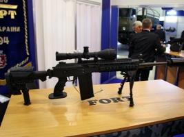 Военных в АТО снаряжают новыми снайперскими винтовками