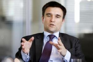 Министр иностранных дел говорит, что конкретных сроков безвизового режима  с ЕС Украине никто не обещал