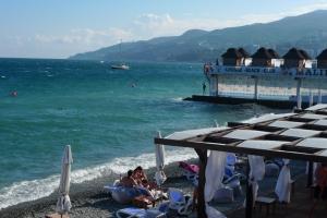 В оккупированном Крыму ввели плату за пребывание на пляжах