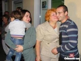 После года в плену моряки вернулись в Одессу