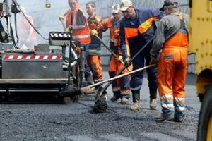 В Херсоне ремонтируют дороги за счет… населения