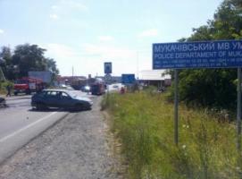 Из-за стрельбы в Мукачево открыто семь уголовных производств