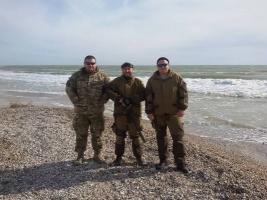 Украинских десантников, уничтоживших российский «беспилотник», наградили