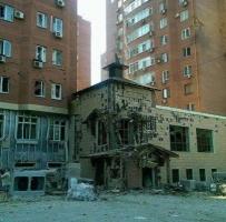 В Луганске сепаратисты разрушили 5400 домов