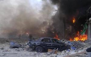 В сирийском Хомсе произошел двойной теракт: 46 погибших, более ста раненых