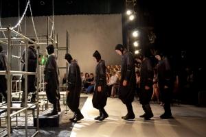 Пьесу известного херсонского драматурга впервые представили в его родном городе (ФОТО + ВИДЕО)