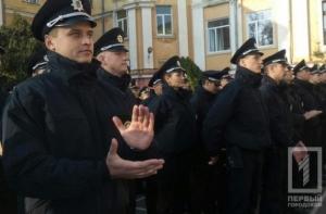 В Одессе появилось больше полицейских