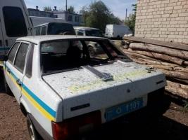В Харькове произошел взрыв на базе роты патрульной службы полиции особого назначения