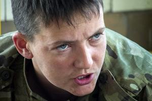 Савченко сегодня пройдет психиатрическую экспертизу в Москве