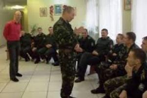 Минздрав создает систему для психологической реабилитации украинских бойцов