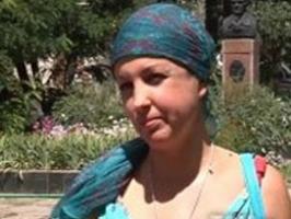 29-летнюю Ирину Крашкову, пострадавшую от рук «врадиевских насильников», выписали из больницы