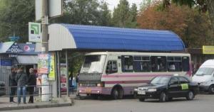 Укртрансбезопасность начала штрафовать автоперевозчиков на нелегальном автовокзале в Николаеве