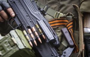Впервые за четыре дня боевики применили тяжелое оружие - штаб АТО