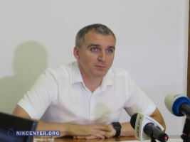 «Напишите жалобу» - мэр Николаева Александр Сенкевич прокомментировал «закрытость» своих подчиненных
