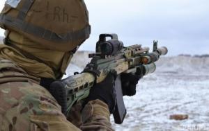 В Рождество боевики 18 раз применили оружие против сил АТО