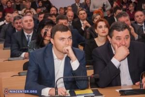 Николаевский горсовет намерен принять бюджет города 21 января