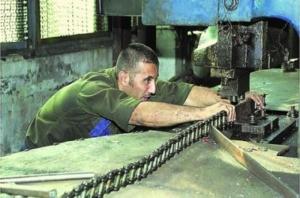 Херсонские заключенные будут делать продукцию для армии