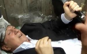 Аваков раскритиковал так называемую «народную люстрацию», во время которой активисты бросают чиновников в мусорные баки
