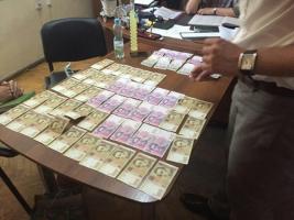 Декан одного из одесских вузов арестована за взятку в 10 тыс. грн.