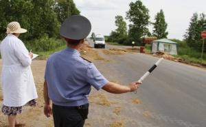 В Николаеве выставили полицейские посты, чтобы не пустить в город чуму