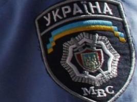 Одесская милиция призывает уйти от провокаций