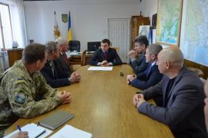В Николаеве создали Совет ветеранов и участников боевых действий
