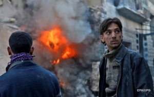 Сирийская армия окружила восточную часть Алеппо