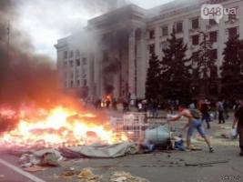 Родственники погибших 2 мая в Одессе подали заявление в прокуратуру на спасателей