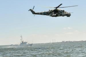 Под Мариуполем были ранены двое морских пехотинцев
