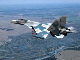 В России разбился истребитель, которым управлял генерал