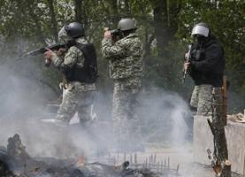 За прошедшие сутки увеличилась интенсивность обстрелов позиций сил АТО - Тымчук