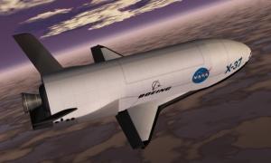В США запустили в космос беспилотный космический корабль