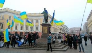Одесский Евромайдан может потребовать перевыборов