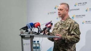 В зоне проведения АТО погиб 1 украинский военный