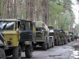 Силы АТО подготовили площадки для отвода тяжелой военной техники, но начнут это делать только одновременно с боевиками