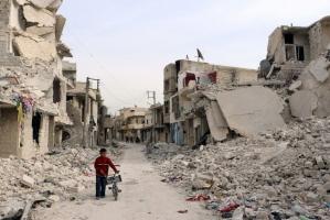 В сирийском Алеппо за несколько дней погибли 96 детей: ЮНИСЕФ