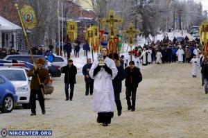 В Херсоне прошли шествия в честь Крещения Господня. ФОТОРЕПОРТАЖ