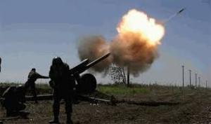 За минувшие сутки боевики 50 раз нарушили условия прекращения огня