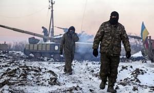 Боевики пытаются проникнуть в тыл украинских войск и утроить диверсии