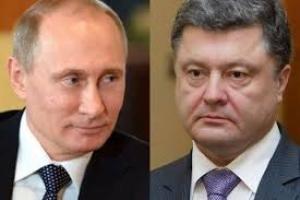 Порошенко и Путин заверяют, что перемирие соблюдается