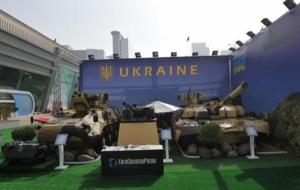 Украина сдает позиции на рынке торговли оружием